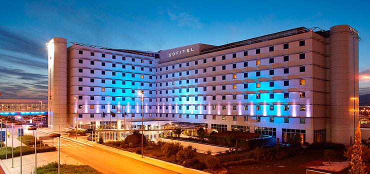 Sofitel Hotel (El.Benizelos Athens Int.Airport)